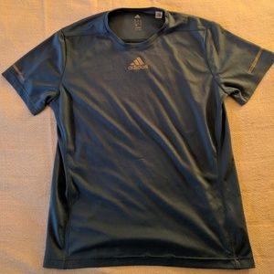 Adidas Dry-fit Running Shirt Small